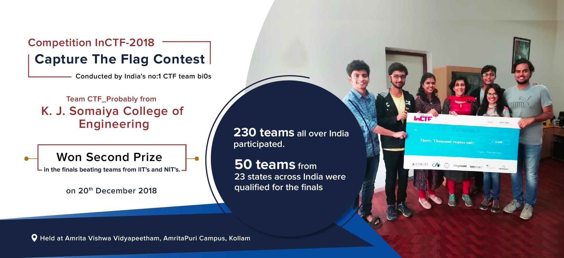 Competition InCTF-2018