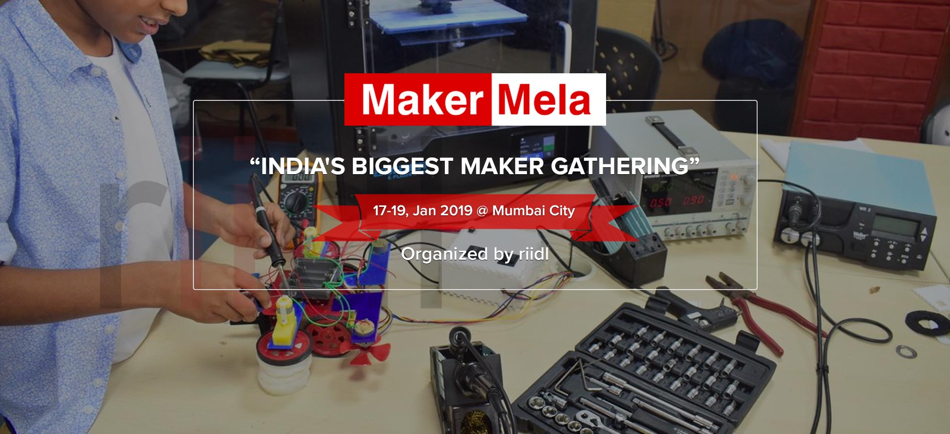 india's biggest maker gathering