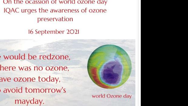 Ozone Awareness