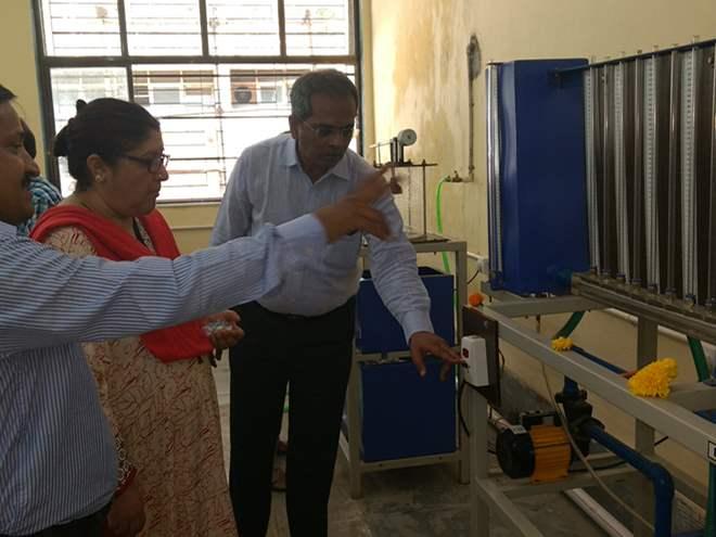 Hydraulics Laboratory Photos