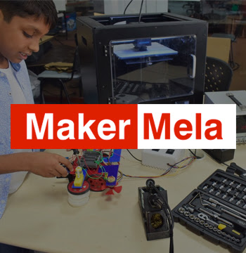 """Indias Biggest Maker gathering - Maker Mela 17t"
