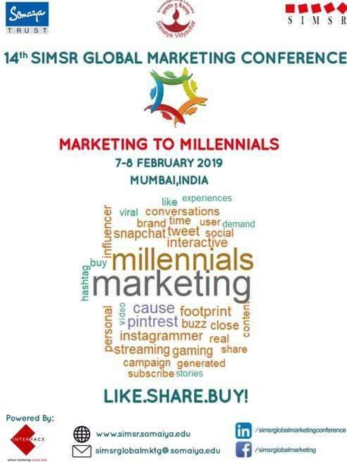 14th SIMSR Global Marketing Conference